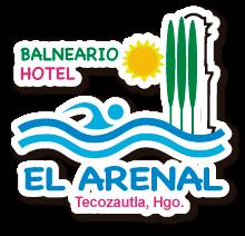 Logo Balneario El Arenal