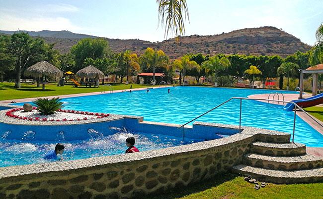 Balnearios en Tecozautla Hidalgo
